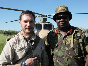Tom Hardy Africa