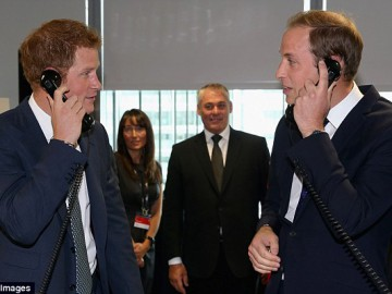 Brittish Princes Telephone