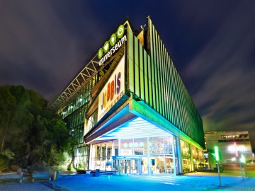Universeum by Night