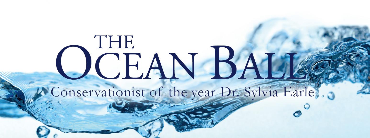 The Ocean Ball Sylvia Earle