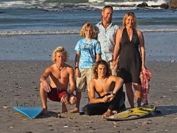 Storm, Craig, Jytte, Cruise, Wilder