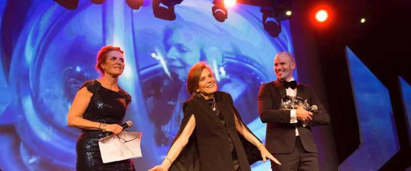 Dr.Sylvia Earle & The Duchess of York